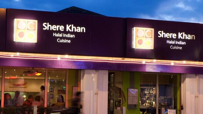 The Shere Khan
