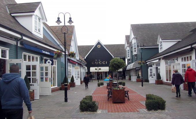 Bicester Village Outlet