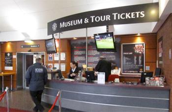 【曼遊攻略】Stadium Tour & Megastore