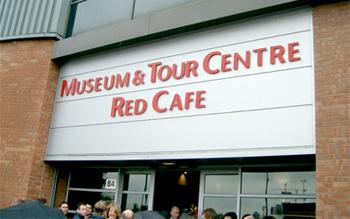 【曼遊攻略】曼聯博物館 & Red Cafe