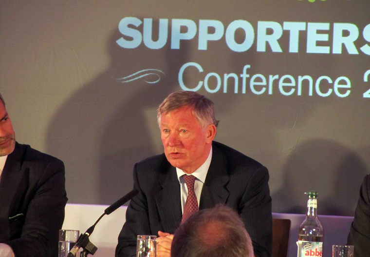 Supporters Club Conference 2013